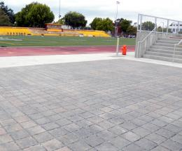 SF Rima permeable pavers