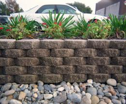 Terrace Wall  Retaining wall